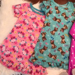 Other - ❌ SOLD ❌ 2pc 3t nightgown Bundle
